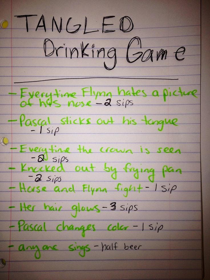Good drinking games