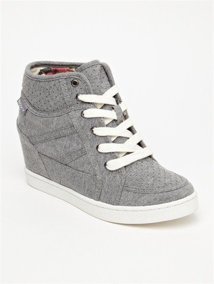 GRYAlexa Wedge Shoes by Roxy - FRT1