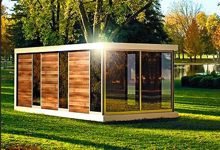 Miniature house and modular house - examples from around the world (3) | Tiny Houses