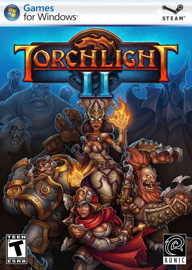 Torchlight II is a great value for 20 bucks, it's even better when it's 30 split four-ways during the Steam Fall Sale. Just like the original but bigger in every way. // ★★★★★