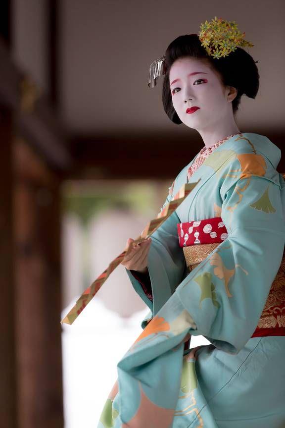 舞妓 Maiko, Kyoto Japan