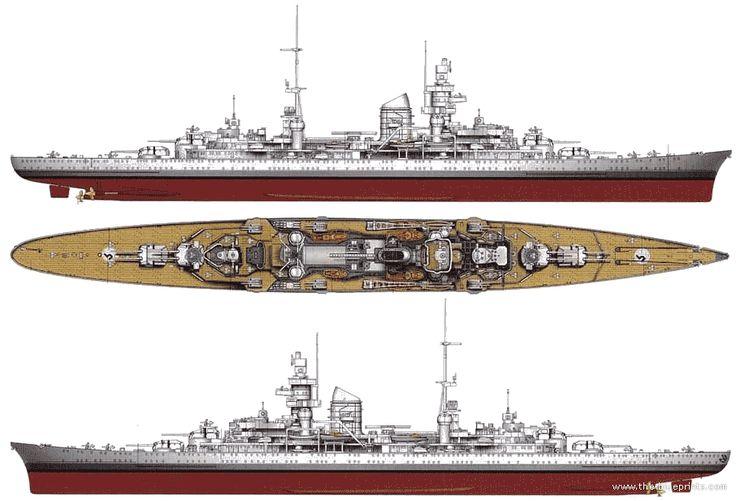 Prinz Eugen (1946)