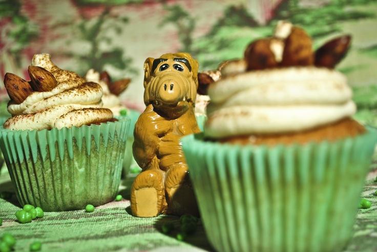 Alf ♥ cupcakes
