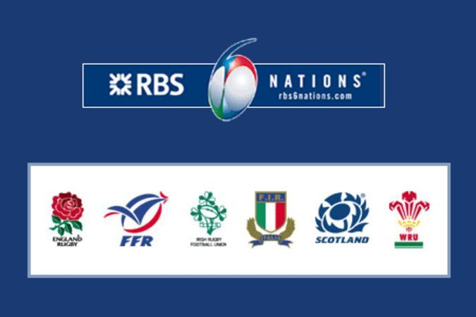 Six Nations Rugby  Feb & March 2015