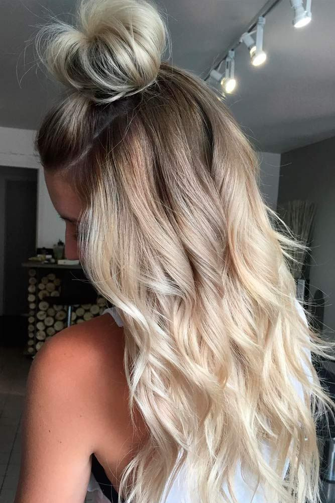27 Blonde Ombre Hair Colors To Try H 229 R