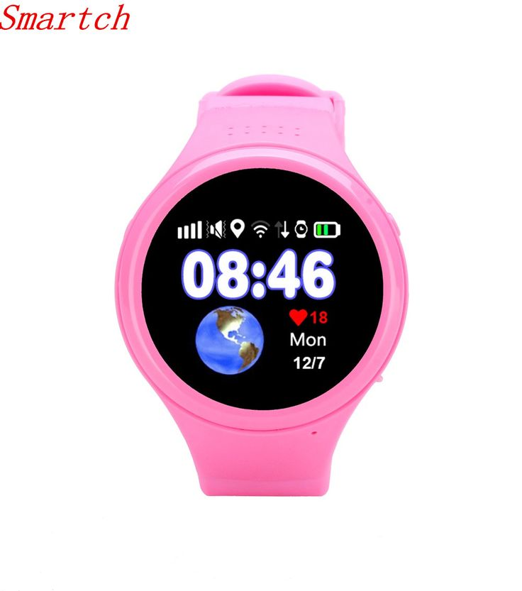 Smartch T88 Children GPS Tracking Watch Smart Watch Phone WIFI GPS Satellite LBS Positioning SOS Emergency Calls GPS For Kids/Ol #Affiliate