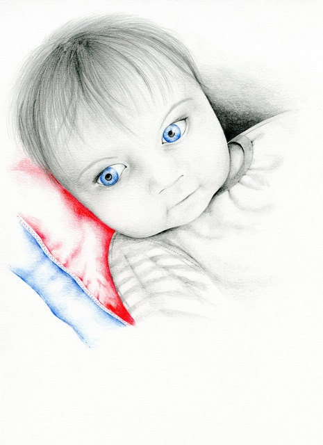 Custom Portrait Fantasy Portrait Custom Artwork by ABitofWhimsyArt, $150.00