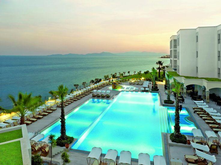 Séjour Turquie Donatello, promo séjour à l'Hôtel Xanadu Island à Bodrum prix promo Donatello à partir de 1 199,00 € TTC
