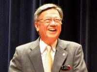 沖縄の翁長知事「基地ばかりやってると言われるが中国相手にトップセールスもしてる」