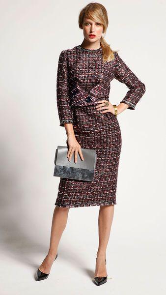 Платье - выкройка № 141 из журнала 12/2012 Burda – выкройки платьев на Burdastyle.ru