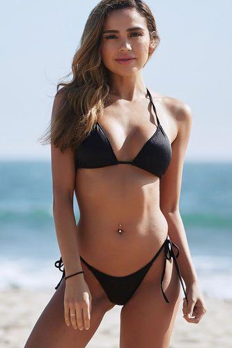 7db282efce2dd Tie String Bikinis For 2018-2019, Sexy String Swimsuits, Bathing Suits &  Scrunch