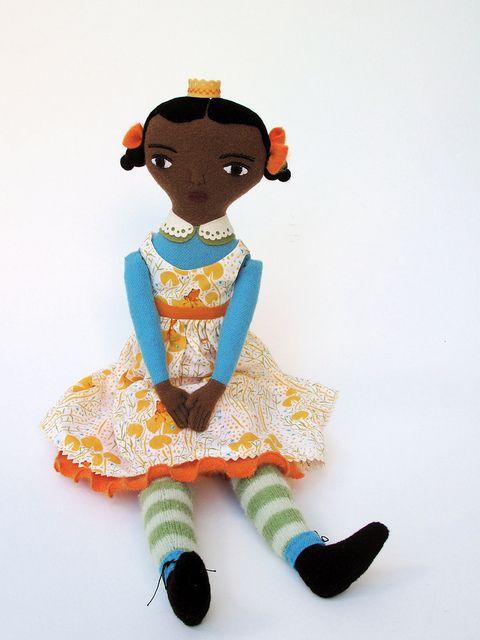 frog princess by Mimi K, via Flickr