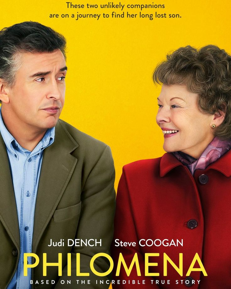 Philomena (Movie 2013) The incredible true story
