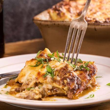 Molly S Kitchen Lasagna