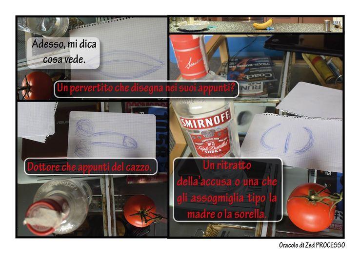ORACOLO DI ZED: Processo ep. 2