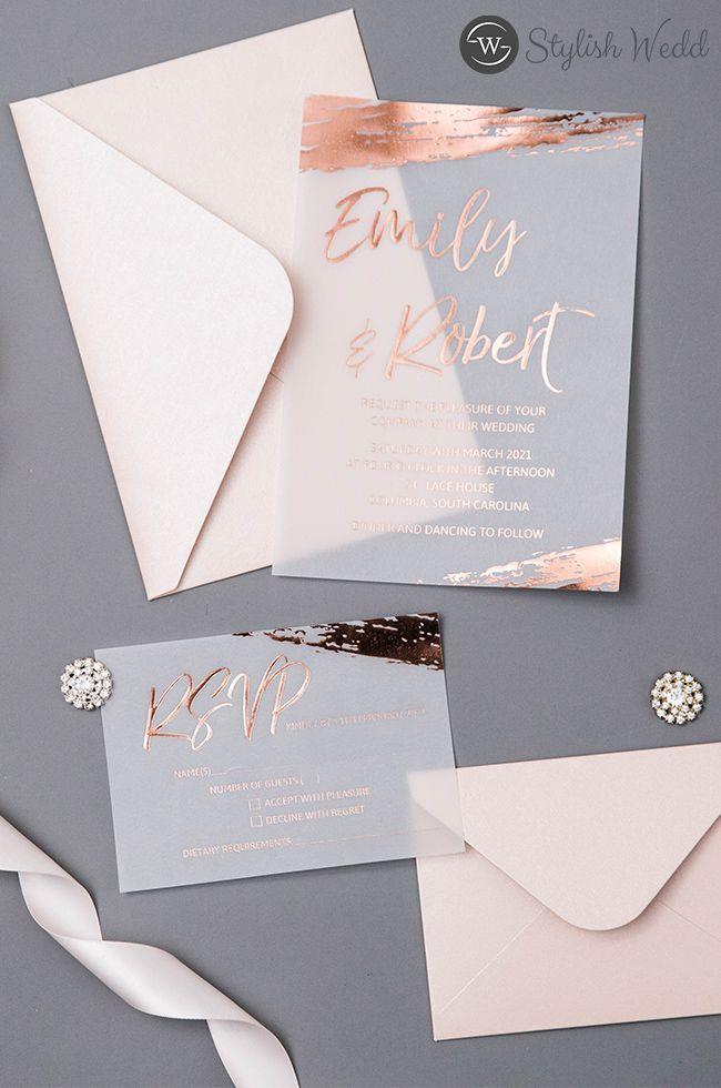 Shop Your Unique Wedding Invitations Online Stylishwedd In 2020 Pink Wedding Invitations Unique Wedding Invitations Custom Wedding Invitations