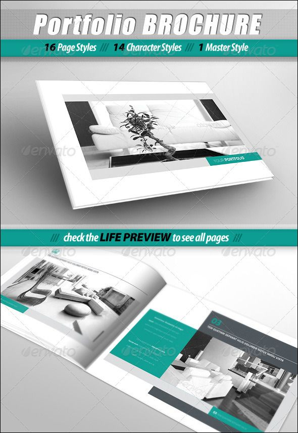 design brochures online free