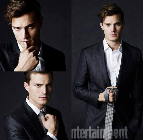 50 Shades Of Grey Cast Entertainment Weekly