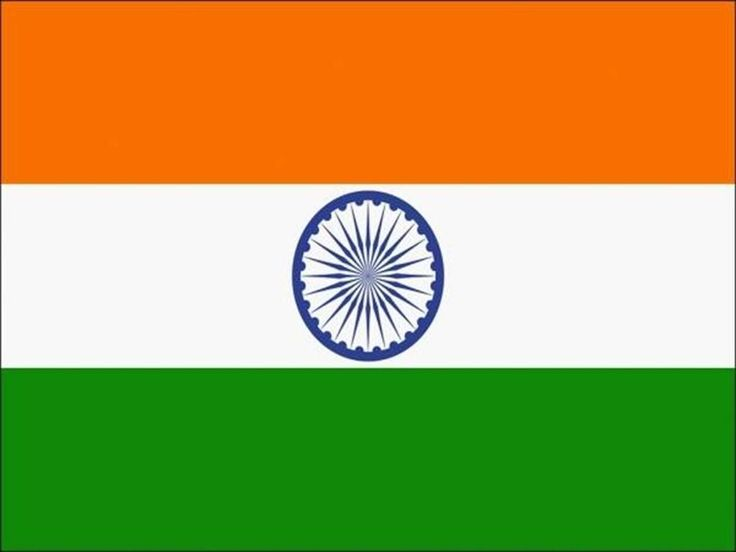 Indian Flag Wallpaper 1024×768