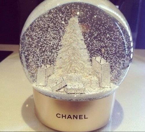 How about Chanel for Christmas?