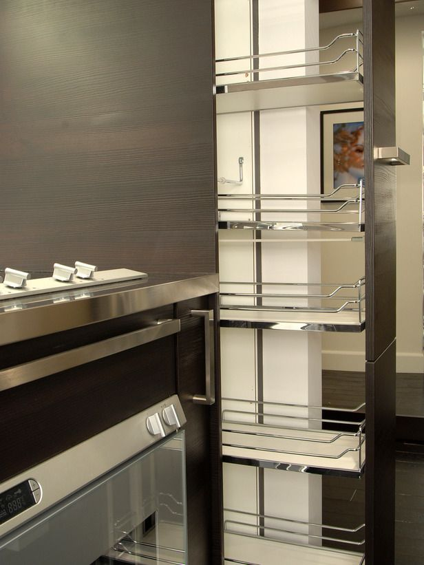 Dreamy Kitchen Storage Solutions Pull Out Pantrywalk