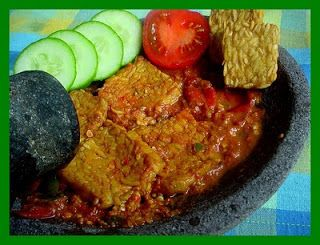 Sambal Terasi,The Best Chili Recipe from Indonesia  #Indonesian recipes #Indonesian cuisine #Asian recipes #Asian cuisine  http://indostyles.com/