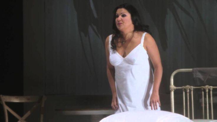 A Scene from Iolanta (Anna Netrebko)
