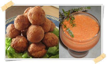 Crocchette di salmone e centrifugato di verdure - http://www.lamiadietadukan.com/ricette-dukan-crocchette-al-salmone-centrifugato-di-verdure/  #dukan #dietadukan #ricette