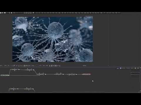 224) Houdini Tutorial: Creating Water flowers blossoming | Project