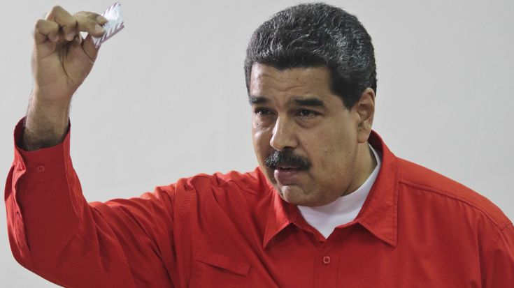 NPR News: Venezuelan Supreme Court Bans Opposition Leaders From Upcoming Presidential Election