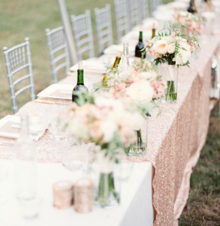 Your Guide to 2015's Most Popular Wedding Color Palettes