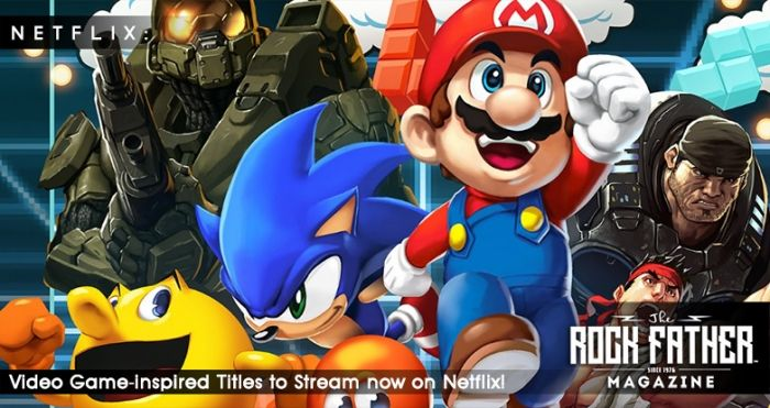 Game On: Digging Deep Into Netflix's Video Game-inspired Content... via @therockfather