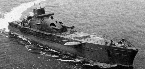 Сюркуф (подводная лодка) франция, Франция во вторую мировую войн, история, корабль, подводная лодка, вторая мировая война, длиннопост