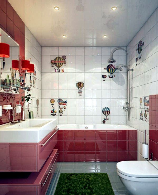 How these tips will change your way of bathroom interior designs