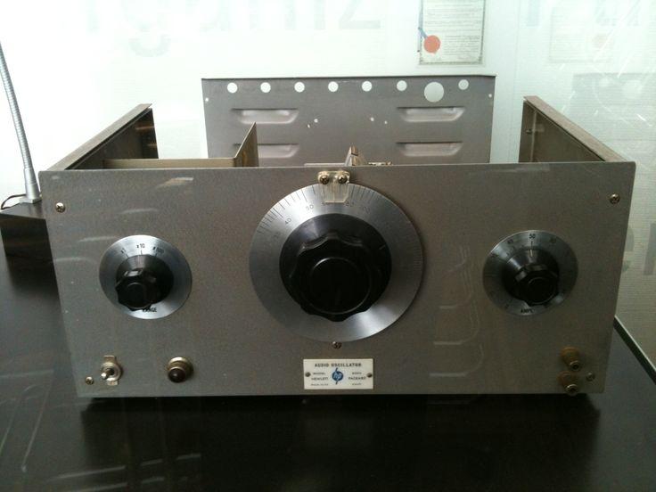 Hewlett-Packard – HP200A (1939)