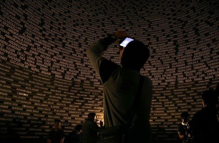 Tsunami: se souvenir des disparus - 26/12/2014