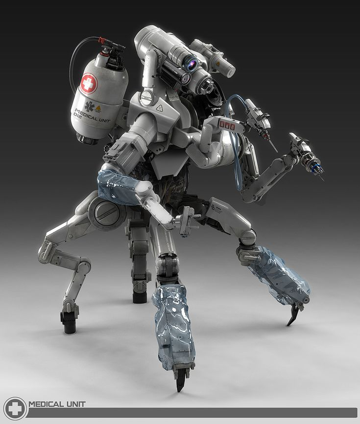 Nuthin' But Mech: Medical Unit