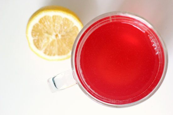 Detox Drink---Lemon Juice, Cranberry Juice,  Apple Cider Vinegar