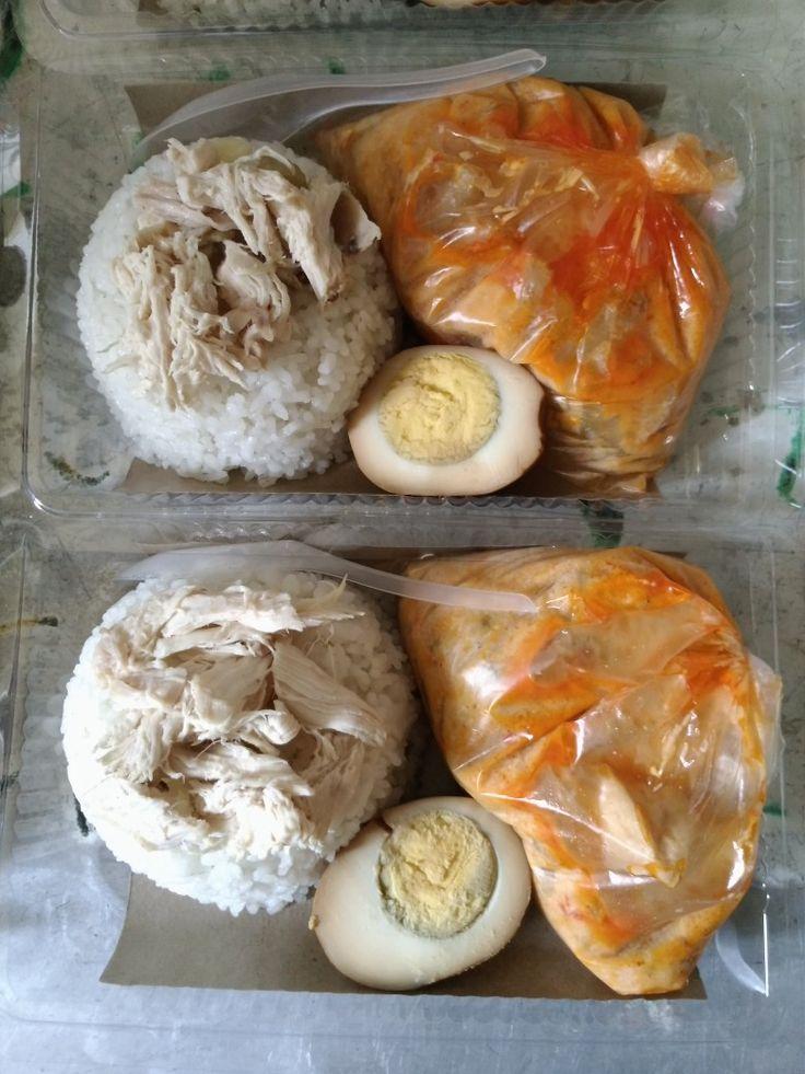 Nasi ayam smg