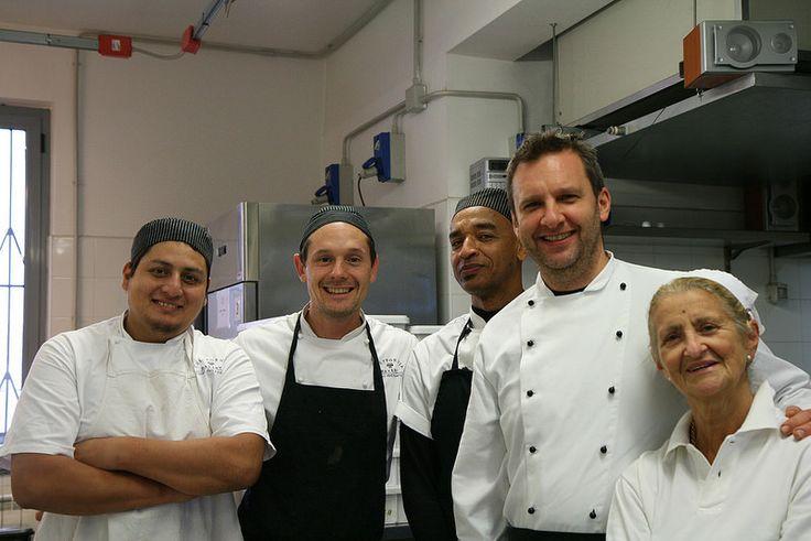 California Bakery - Team cucina