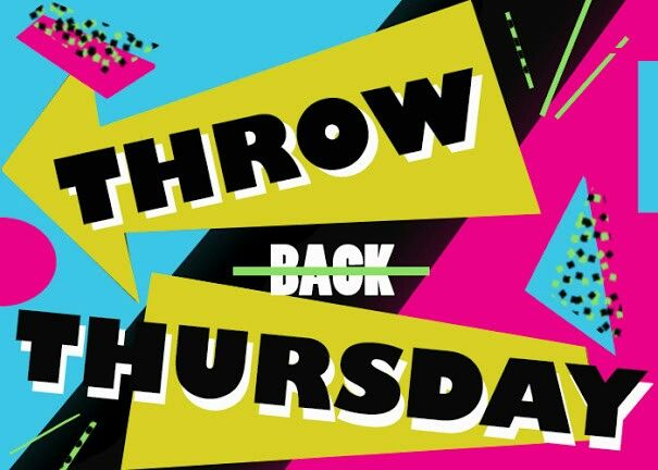 SALON INVEUS IS MIXING IT UP TOMORROW FOR THROWBACK