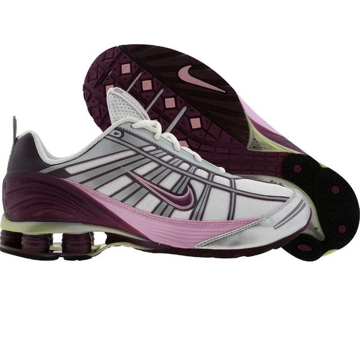 Nike Womens Shox Revive (white / vintage purple / pink mist) 312522-151