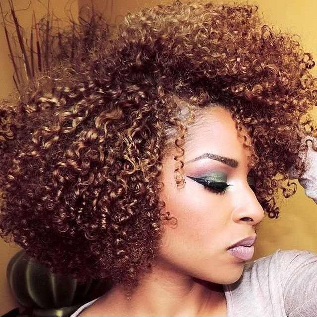 Stunning curls, lush color - http://www.blackhairinformation.com/community/hairstyle-gallery/natural-hairstyles/stunning-curls-lush-color/ #naturalhair #curls