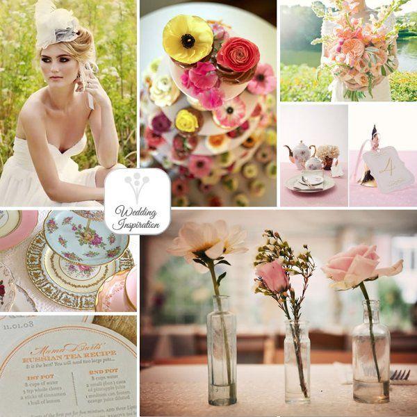 Shabby Chic Wedding -