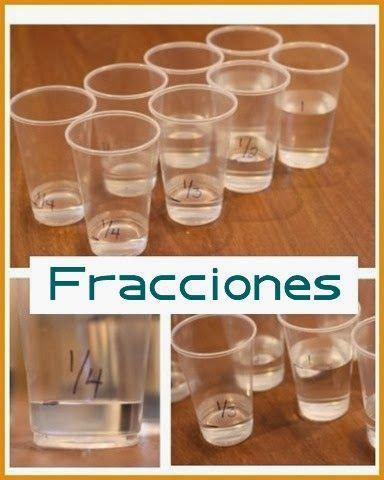 Didáctica práctica en la enseñanza de fracciones.