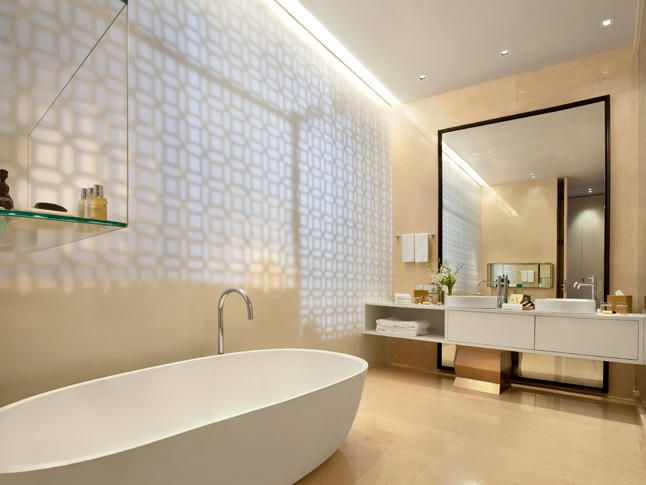elephanta suite bathroom the taj mahal palace being the oldest five star hotel in - Bathroom Tiles Mumbai