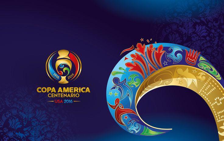 Logo Copa America USA 2016