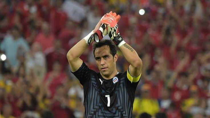 Claudio Bravo (Chile/FC Barcelona)