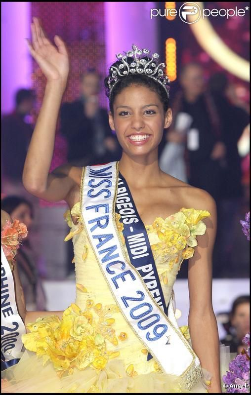 Chloé Mortaud ~ Miss France 2009