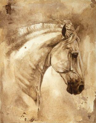 Baroque Horse Series III: III - S. Heather Theurer